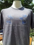 Ua Ssleeve Grey Dri Fit