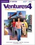 Ventures 4 Value Pack (2Nd Ed)