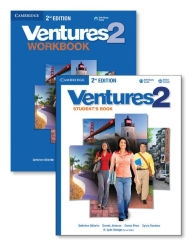 Ventures 2 Value Pack 2Nd Ed (SKU 1041805514)