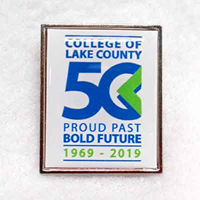 50th Anniversary CLC Lapel Pin
