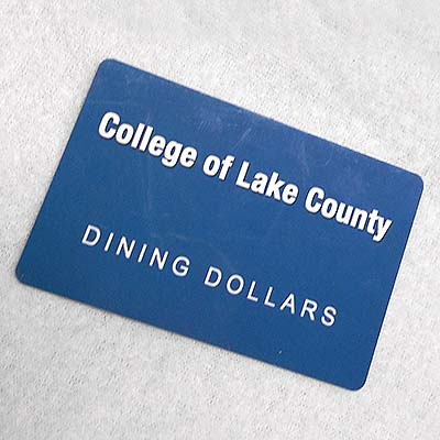 CLC Dining Dollars Gift Card - $50