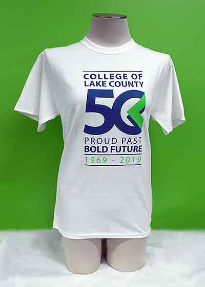 CLC 50th Anniversary T-Shirt (SKU 1052025351)