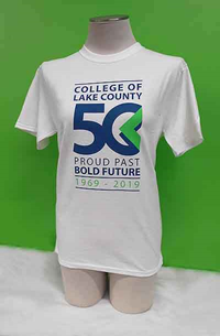 CLC 50th Anniversary T-Shirt